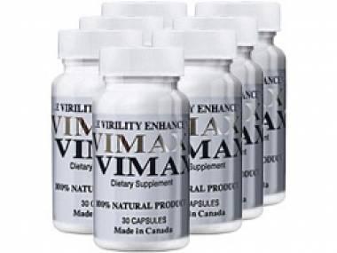 Vimax 7 balení 210 tablet
