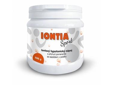 IONTIA Sport s příchutí pomeranče 586 g, 76 porcí