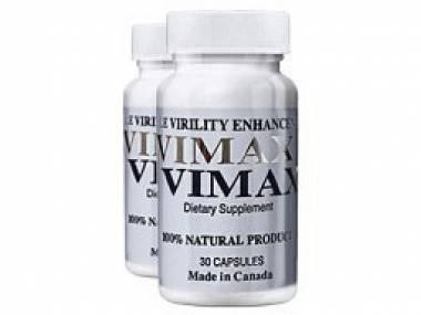 Vimax 2 balení 60 tablet