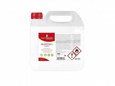 Dezinfekce Profex Anti-Covid 3 l (133 Kč / l)