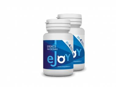 eJoy® 2 balení - 48 tablet