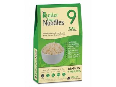 Nah Foods ltd Slim Pasta konjakové nudle BIO - maxi balení