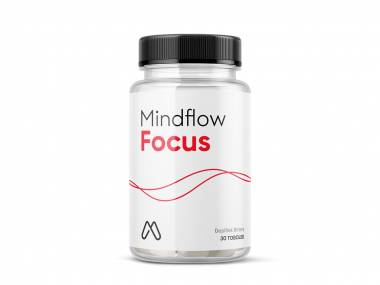 Mindflow Focus 2.0 - 30 tablet