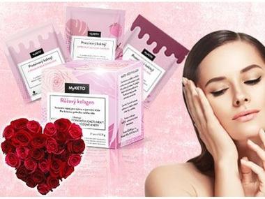 MyKETO proteinová keto dieta Romantický balíček, dárkový mix proteinových jídel a nápojů, dárek na sv. Valentýna