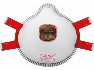 Respirátor Spirotek VS2300V FFP3 tvarovaný s ventilkem