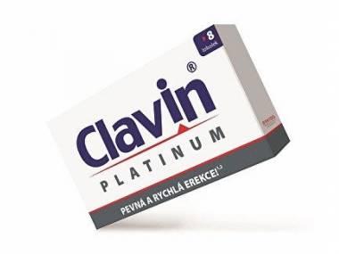 Clavin Platinum 8 tablet