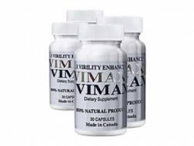 Vimax 4 balení 120 tablet