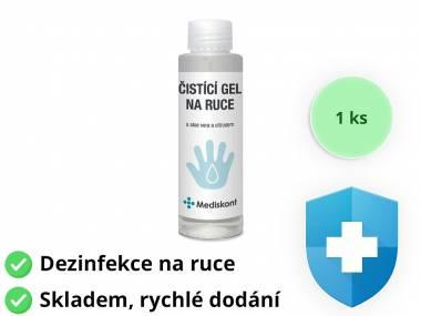 Mediskont antibakteriální čistící gel na ruce 100 ml