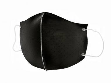 Nanovlákenná rouška BreaSAFE COMMUNITY MASK Pardam černá 5ks