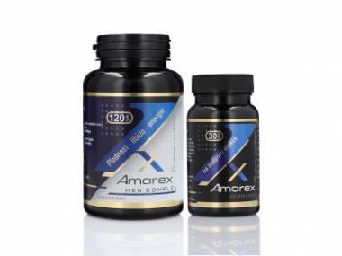 Balíček Amarex + Amarex Men Complex 150 kapslí