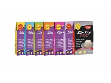 Nah Foods ltd Výhodný balíček Slim Pasta (7 ks)
