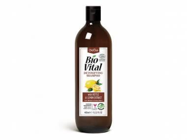 Šampon detoxikační s kopřivou BioVital DeBa 400 ml
