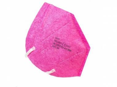 Barevné respirátory FFP2  Barva: Žlutá
