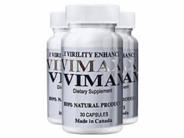 Vimax 3 balení 90 tablet