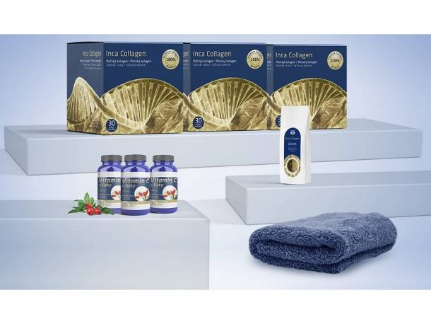 Relaxační kolagenový balíček  Inca Collagen