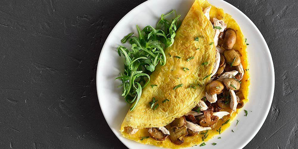 Proteinové omelety - Shutterstock