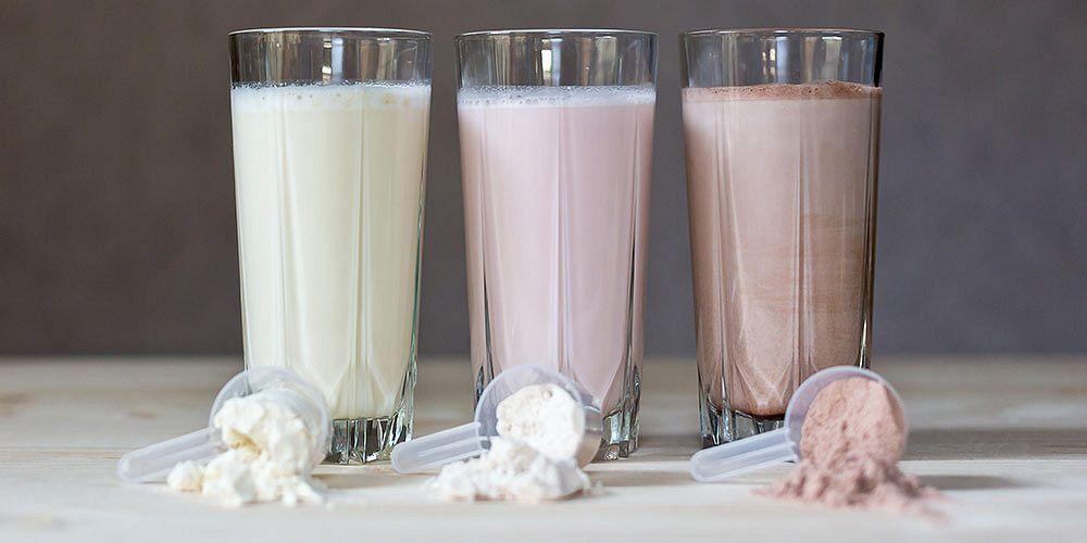 Proteinové koktejly - Shutterstock.com